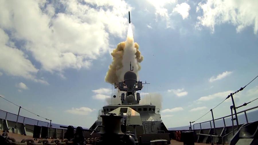 ракетный комплекс калибр