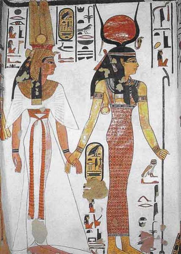 какую одежду носили египтяне