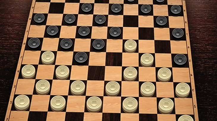 когда появились шашки