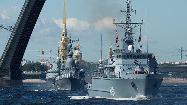 название кораблей российского флота
