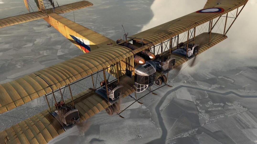 самолет илья муромец википедия