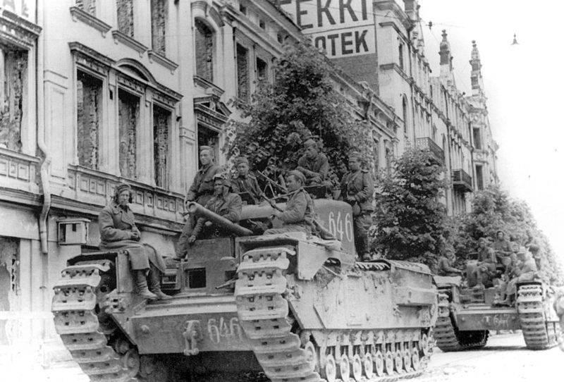 польский поход красной армии