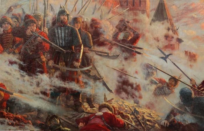 стрелецкое войско было упразднено