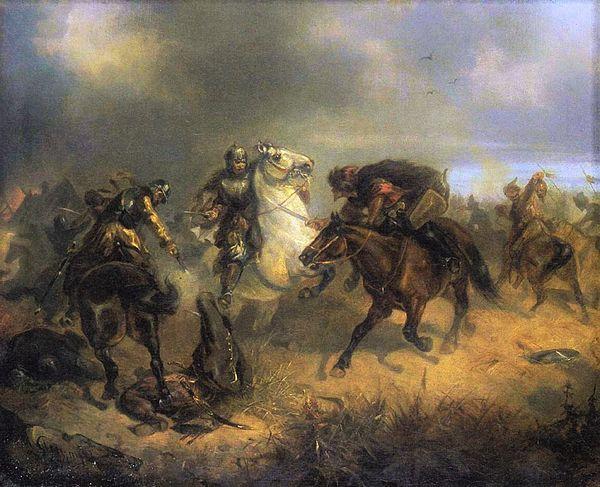 осада вены 1683