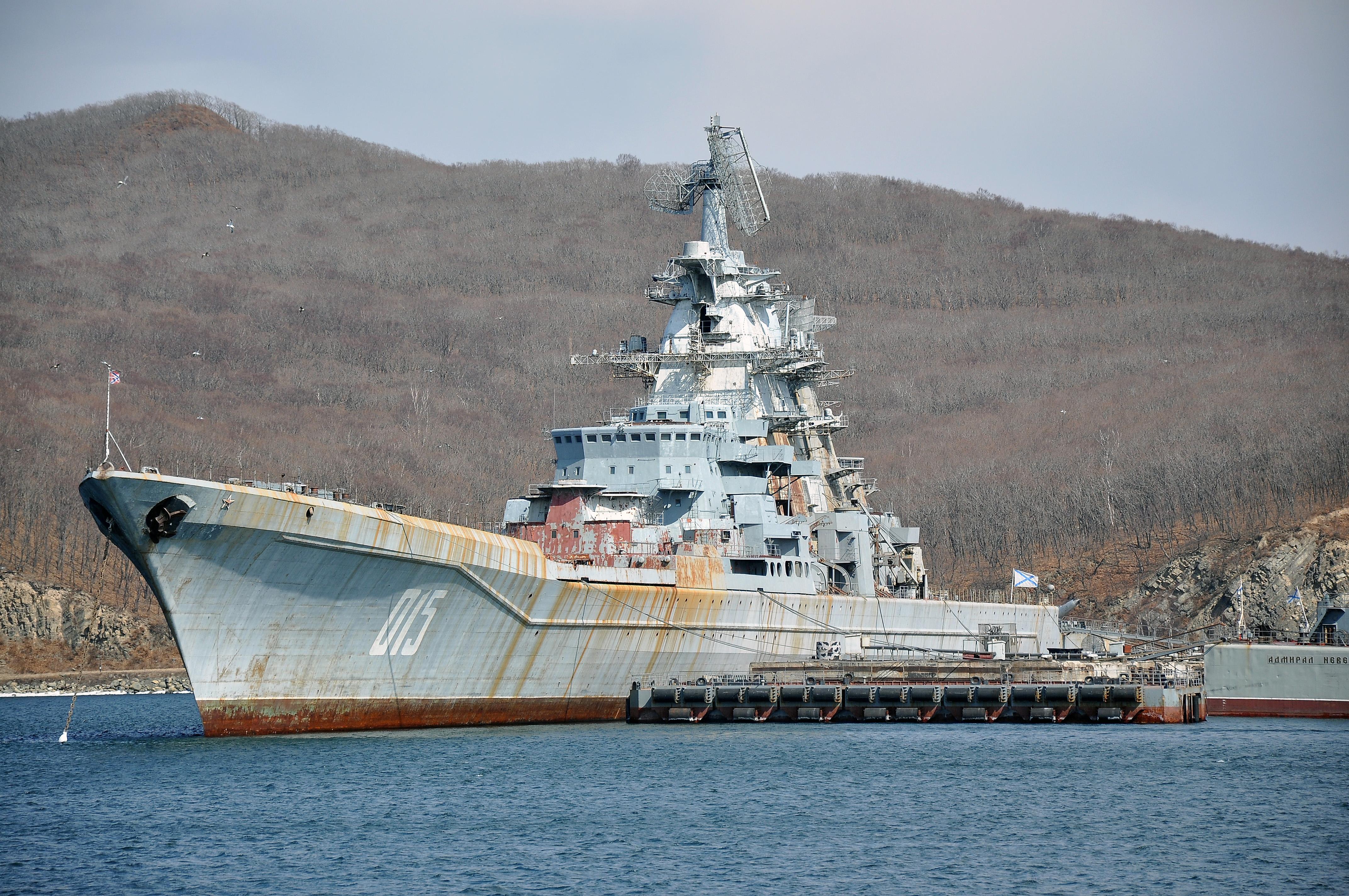 тарк адмирал нахимов