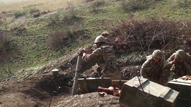 карабахская война 2016