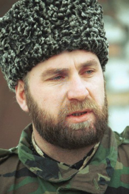 руслан гелаев