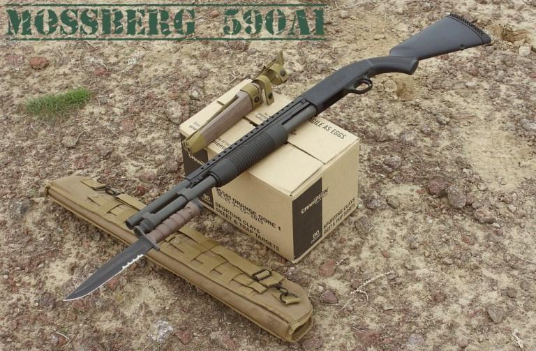 моссберг 590а1