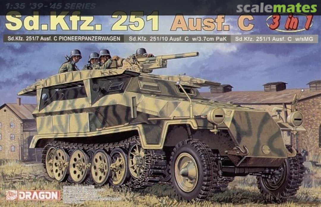 sd kfz 251 22