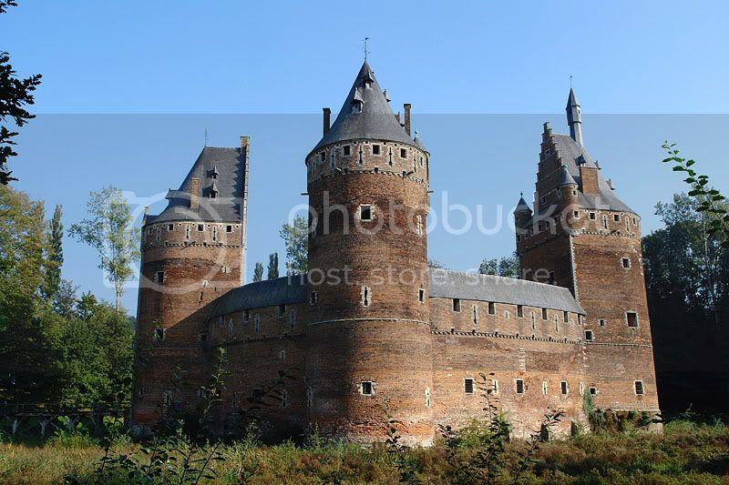 замок башня