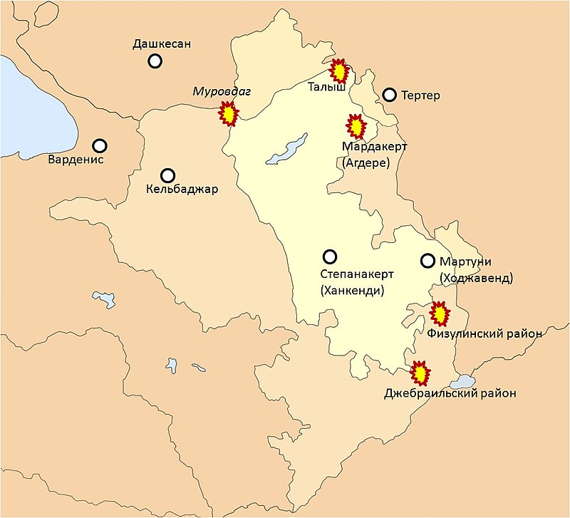 армения против азербайджана кто победит