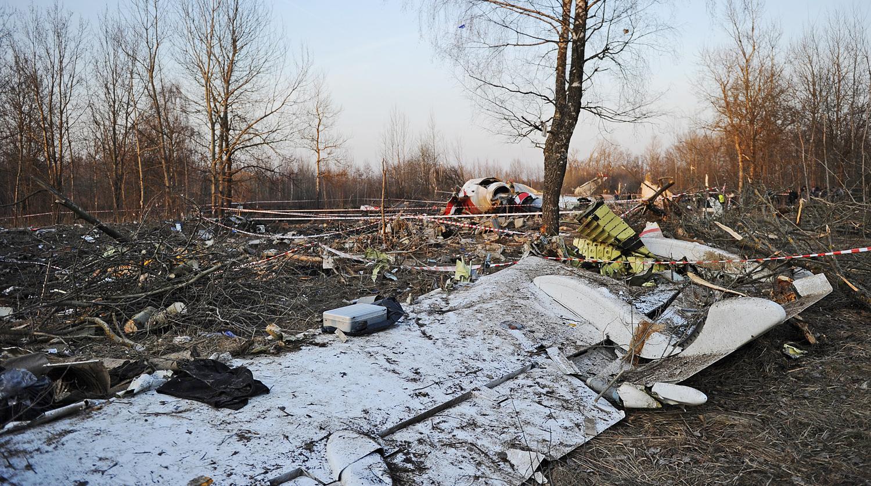 качинский президент польши авиакатастрофа