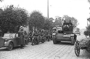 парад вермахта