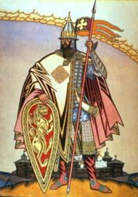 как погиб князь игорь