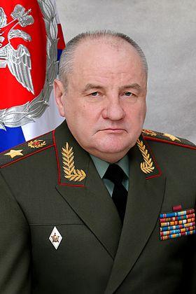 министры обороны россии с 1990