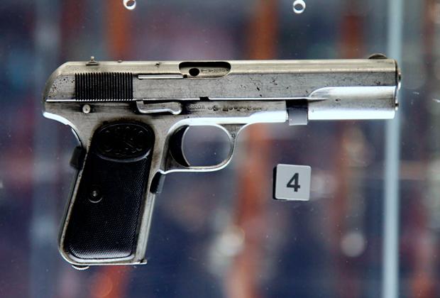 курсы безопасного обращения с оружием