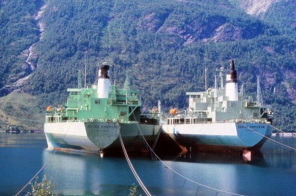 самый огромный корабль в мире