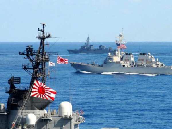 японский флот