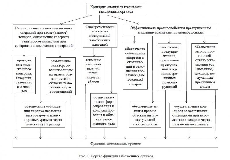 таможенные органы российской федерации