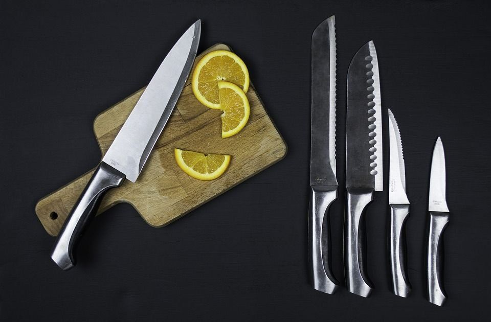 самые крутые ножи