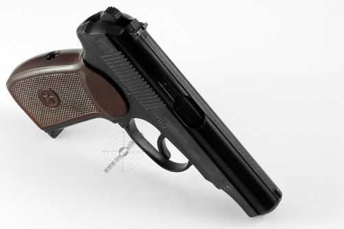 травматический пистолет пм