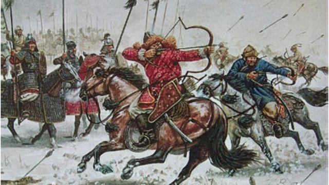 разорение монголо татарами киева год