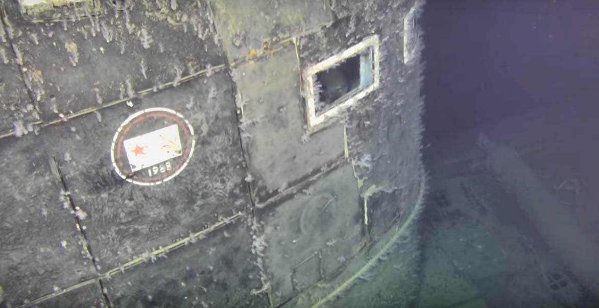 подводная лодка комсомолец тайна гибели