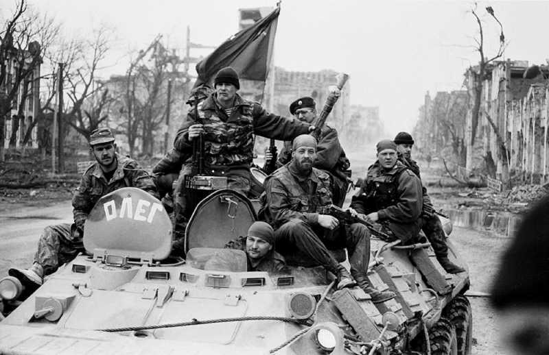 военно политический кризис в чечне