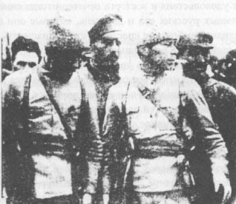 восстание крестьян в тамбовской губернии
