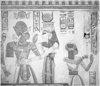 войско фараона