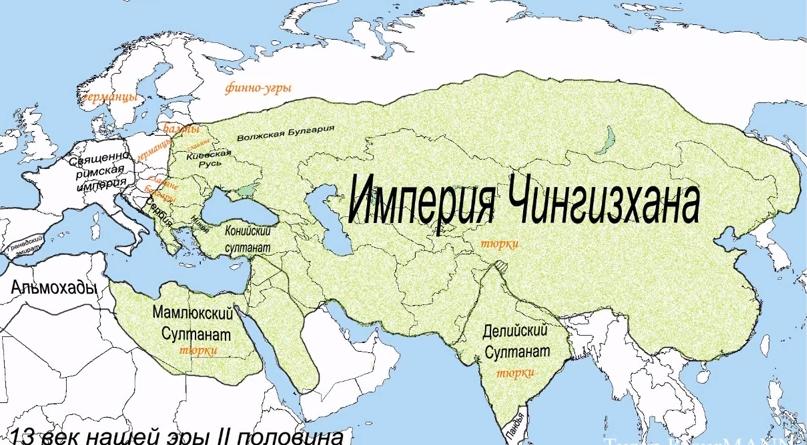 великие империи