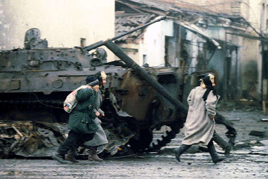 чеченские боевики фото