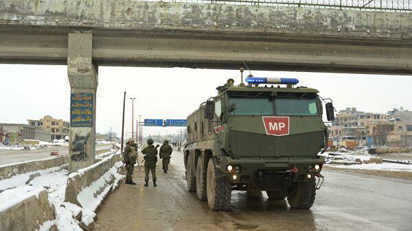задачи военной полиции