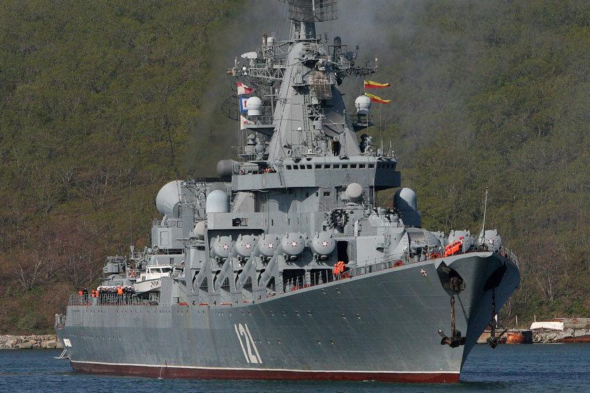 корабль москва в севастополе