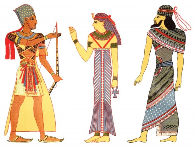 описание одежды земледельца в древнем египте
