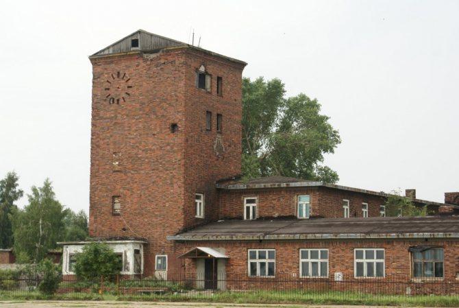 крепость пиллау фото
