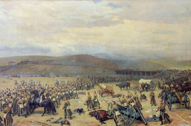 взятие плевны 1877