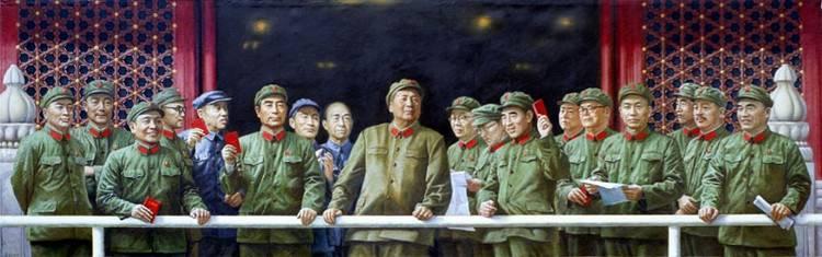 великая культурная революция в китае