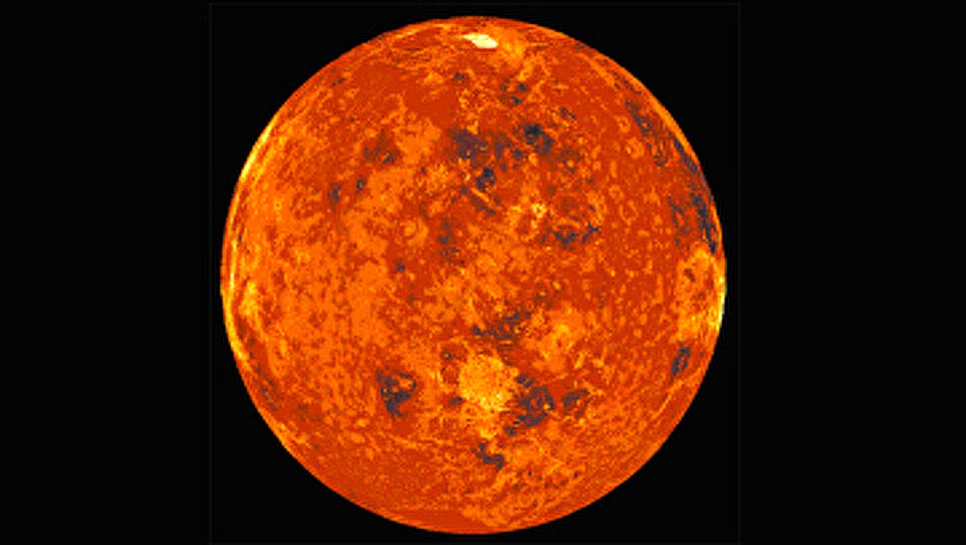 фотографии планеты венера