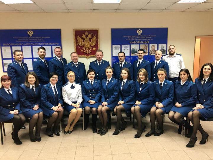 общее руководство прокуратурой российской федерации осуществляет