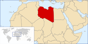 ливийский кризис