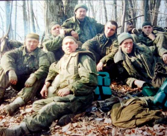 рассказы про чеченскую войну
