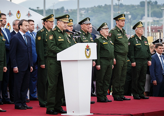 маршалы россии список действующих