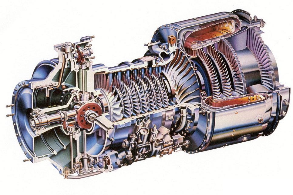 типы авиационных двигателей