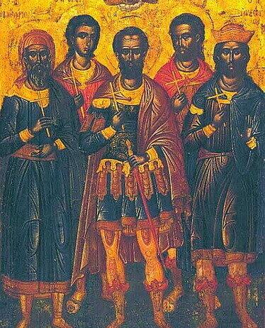 правители испании