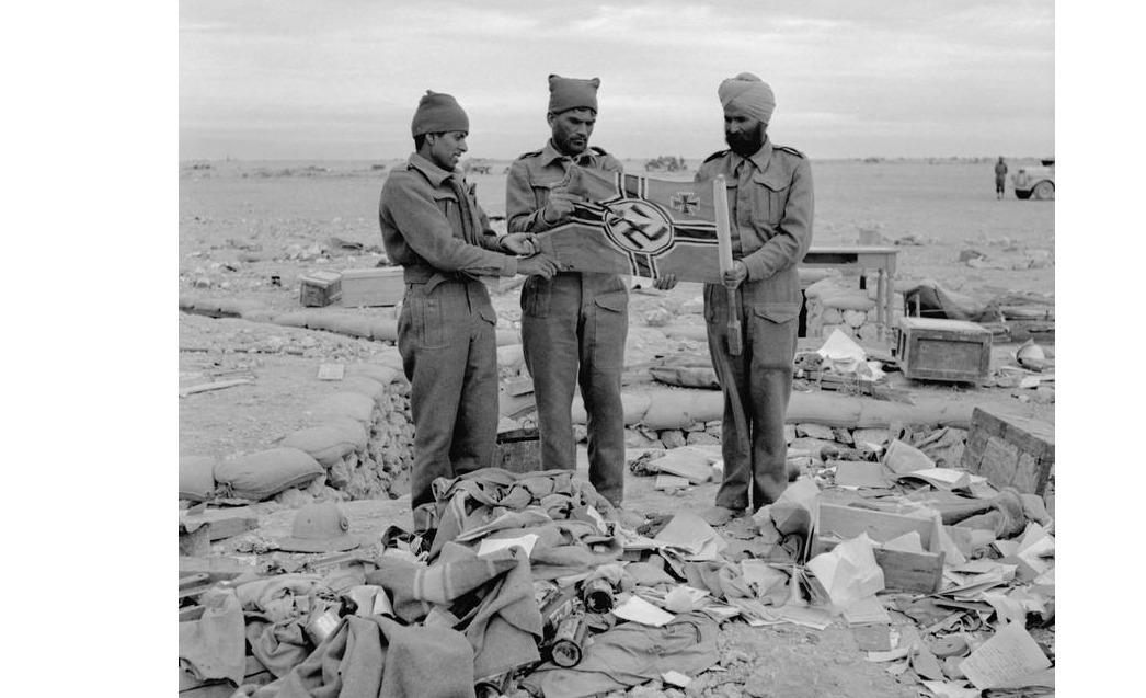 африканский фронт второй мировой войны
