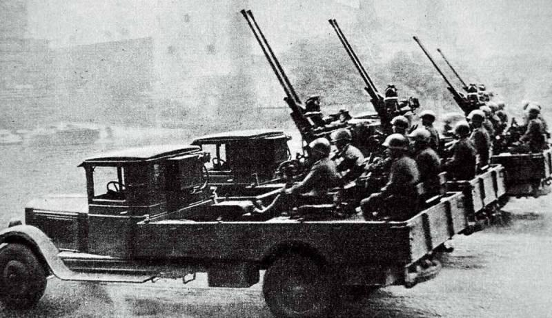 артиллерия ссср второй мировой войны
