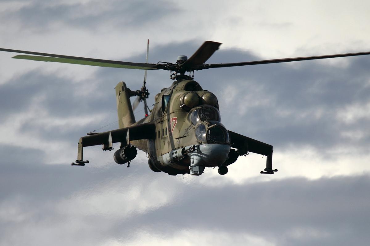 вертолеты россии фото