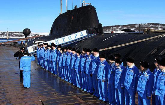 срочная служба на флоте