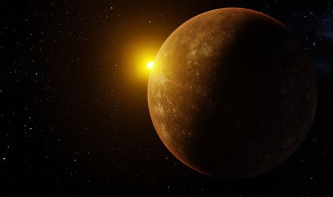 плотность атмосферы меркурия
